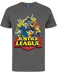 Justice League Comic Men's T-Shirt