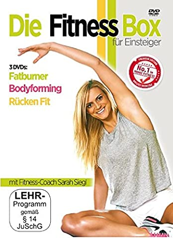Your Best Body - Die Fitness Box für Einsteiger [3 DVDs]