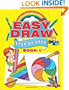 #10: Easy Draw: Step by Step - Book 1