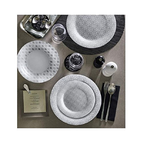 Bormioli Rocco & fils bor1240 Service de table, gris
