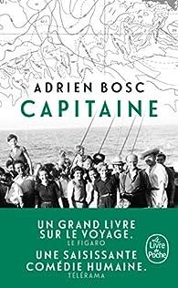 Capitaine par Adrien Bosc