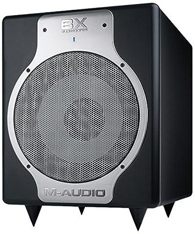 M-Audio BX Subwoofer Caisson de Basses de Monitoring Actif 240W