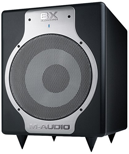 M-AUDIO SUBWOOFER BX - SUBWOOFER ACTIVO PROFESIONAL DE REFERENCIA PARA LA PRODUCCION MUSICAL DE ESTUDIO  10  240 W