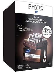 Phyto Phytologist 15 Traitement Antichute Absolu Lot de 2 x 12 Fioles