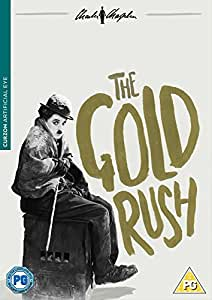 The Gold Rush - Charlie Chaplin DVD