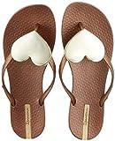 Ipanema Maxi Fashion II Fem, Infradito Donna, Mehrfarbig (Bronze/Gold), 38 EU