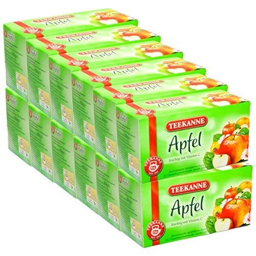 Teekanne Apfel 12er Pack
