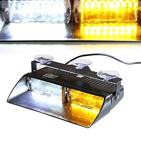 T Tocas (tm) de haute intensité 16 LED application de