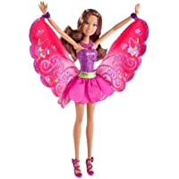 Barbie A Fairy Secret Fashion Fairy Friend Brunette Doll