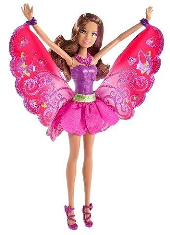 Barbie - T7351 - Poupée Mannequin - Fee Stylee