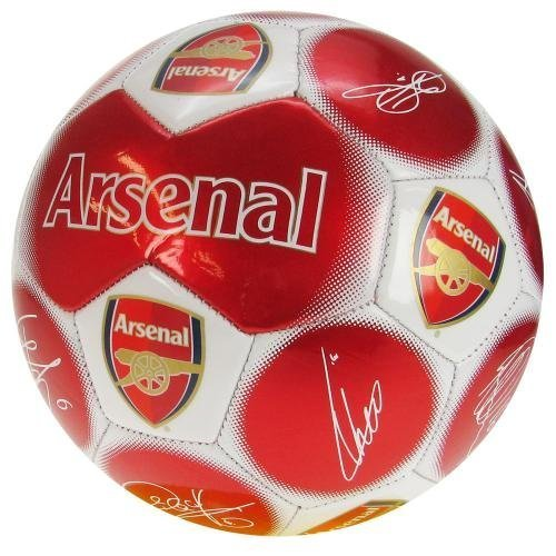 Arsenal F.C. Football Signature