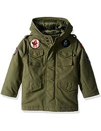 Alpha Industries Boys' M-65 Noah Coat