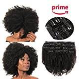 Best Virgin Hair - Oylove 9A Grade Mongolian Afro Kinky Curly Clip Review