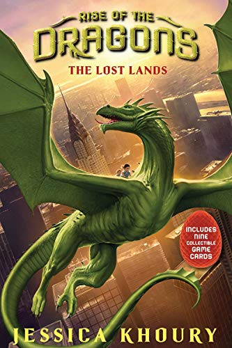 The Lost Lands (Rise of the Dragons, Book 2) -