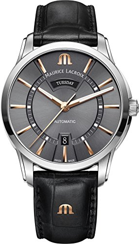 maurice-lacroix-pontos-day-date-automatic-mens-watch-classic-simple