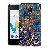 Wiko Sunny 3 Mini Hülle, CaseExpert® Ultra dünn TPU Gel Handy Tasche Silikon Case Cover Hüllen Schutzhülle Für Wiko Sunny 3 Mini