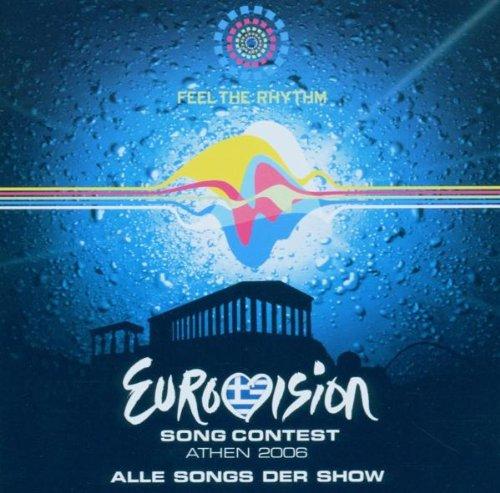 Cmc Entert (Edel) Eurovision Song Contest - Athen 2006