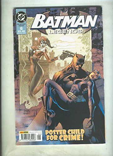 Batman Legends volumen 1 numero 06
