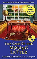 The Case of the Missing Letter: An Inspector David Graham Cozy Mystery: Volume 5 (Inspector David Graham Cozy Mysteries)