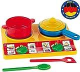 Theo Klein- Emma's Kitchen Set Piastra di Cottura, Giocattoli, Multicolore, 9170