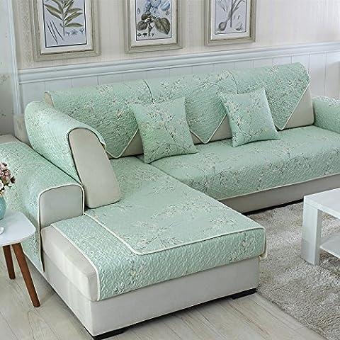 New day-Soggiorno divano batuffolo di cotone tessuto divano in tessuto