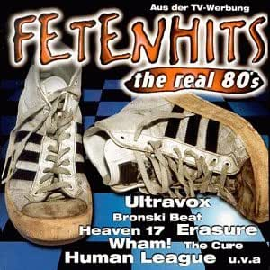 Fetenhits - The Real 80's