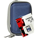 Progallio Money and Your Hard Box Blue Set with 4GB SD Card
