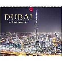 DUBAI - Stadt der Superlative: Original Stürtz-Kalender 2018 - Großformat-Kalender 60 x 48 cm