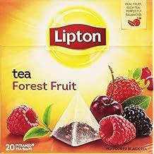 Lipton - Té Frutas Del Bosque, 20 x 1.7 gr