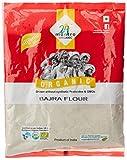 #9: 24 Mantra Organic Bajra (Pearl Millet) Flour, 500g