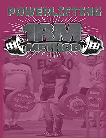 Powerlifting 1RM Method