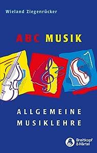 Unzählige Schüler(innen) und Studierende haben nach dem ABC Musik die Allgemeine Musiklehre buchstabieren gelernt. Nach fünf überaus erfolgreichen Auflagen der 1997 erstmals erschienenen Ausgabe hat Wieland Ziegenrücker sein Grundlagenbuch grün...