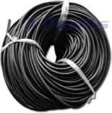 Silicone Tube Vacuum Hose Turbo 3 mm Black
