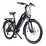 51F6BtHcOML. SS150 NCM Moscow Bicicletta elettrica Mountain Bike, 250W, Batteria 48V 13Ah 624Wh