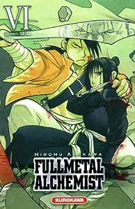 Fullmetal Alchemist Edition reliée Tome VI (12-13)