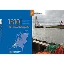 IJsselmeer, Randmeere und Nordseekanal: Kartenserie 1810 (Ausgabe 2018)
