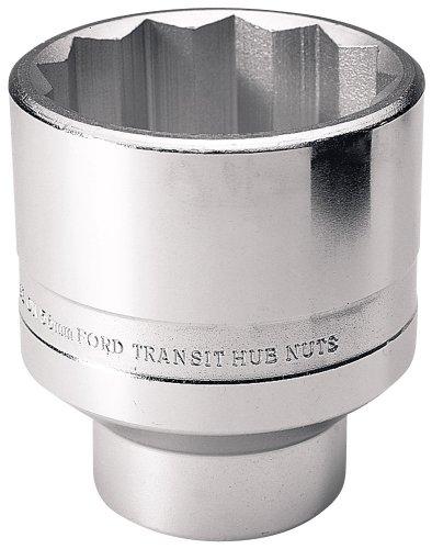 Draper Expert 39048 Schlagsteckschlüssel 56 mm 3/4 Zoll Vierkantantrieb für Radmuttern