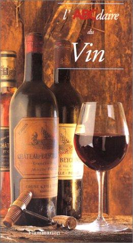 L'ABCdaire du vin