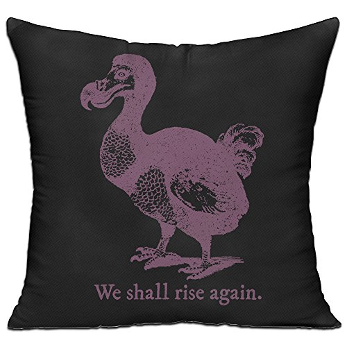 extinktion Dodo Bird Standard Kissen eine Größe (Rise Club Halloween)