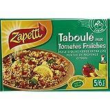 Zapetti Taboulé aux Tomates Fraîches l'Étui 730 g
