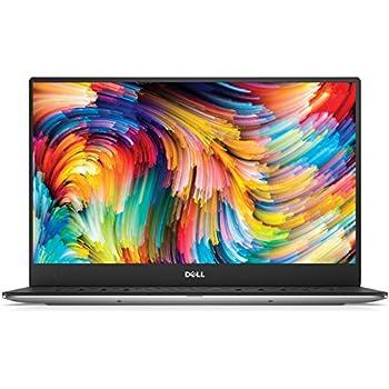 Dell XPS 13 13.3-Inch HD Notebook - (Silver) (Intel Core i7-7500U, 8 GB RAM, 256 GB SSD, Windows 10)
