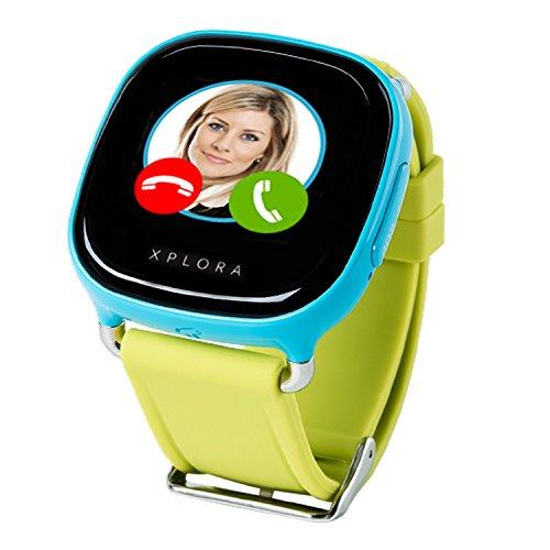 XPLORA smartwatch – EL PRIMER MÓVIL PARA TU HIJO (SIM Free)