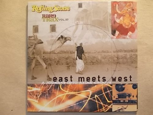 Rolling Stone Rare Trax Vol. 17 - East Meets West - A Journey Into Asian Groove