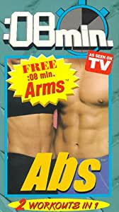 8 Minute Abs with 8 Minute Arm [VHS]