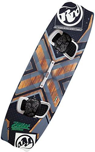 RRD Kiteboard Bliss V2 Freeride Freestyle komplett Board (133 x 39 cm)