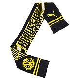 Puma BVB Borussia Dortmund 09 Fan Scarf Schal Fanschal, Gelb, UA