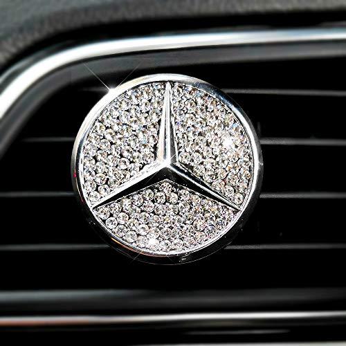 VILLSION Auto Lufterfrischer Belüftungsclip Parfüm Duftspender Klimaanlage Clip Lufterfrischer Auto Duft Diffusor Mit Geschenkbox -