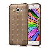Best GALAXY WIRELESS Cases For Galaxy Core Primes - TPU/Rubber IceCube Design Transparent Back Cover for Samsung Review