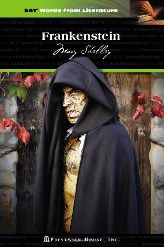 Frankenstein - SAT Words from Literature (English Edition)