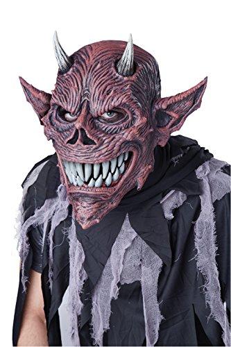 Ani Kostüm Motion - Devil's Feast Ani-Motion Mask